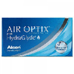 Air Optix Air Optix plus HydraGlyde 6 Pack Kontaktlinser