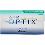 Air Optix Air Optix for Astigmatism 3 Pack Kontaktlinser