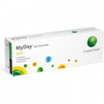 MyDay MyDay Toric Daily Disposable 30 Pack Kontaktlinser